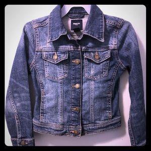 Girls Gap Denim Jacket Sz Small 6/7